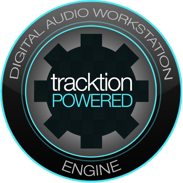 Powered by Tracktion